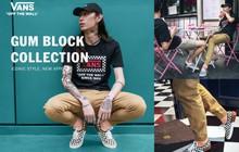 Vans Gum Block – Sự lên ngôi của xu hướng retro