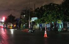 Bò băng ngang đường bất ngờ, nam thanh niên đi xe máy tông trúng, tử vong tại chỗ