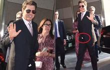 """Chỉ vì chiếc khóa quần chưa kéo mà mọi vẻ điển trai phong độ của Tom Cruise bỗng """"đổ sông đổ bể"""""""