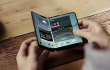 Smartphone màn hình gập Samsung Galaxy X sẽ ra mắt vào năm sau, giá 1.500 USD?
