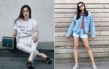 """Ngắm những lần diện đồ như thời đôi mươi của 4 hot mom showbiz Việt, bạn sẽ thấy thời trang có năng lực """"trẻ hóa"""" kỳ diệu thế nào"""