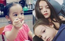 Mới 6 tuổi, con gái Phạm Quỳnh Anh đã biết quan tâm, nhắn tin hỏi thăm khi mẹ đi diễn xa