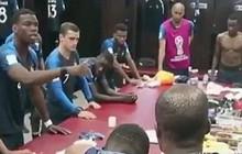 Pogba thể hiện chất thủ lĩnh, dàn sao tuyển Pháp nghe lấy từng lời