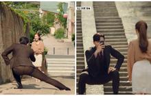 """""""Thư ký Kim sao thế?"""": Khi bạn phải chụp ảnh cho người yêu nhưng vẫn phải có thần thái, hãy học Phó Chủ tịch Lee"""