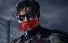 """Trailer """"Titans"""" gây sốc tận óc fan vì nhân vật dám chửi cả """"Đấng"""" Batman"""