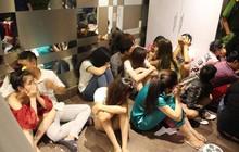 Nhiều dân chơi phê ma tuý tập thể trong chung cư cao cấp ở Sài Gòn