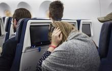 Khi máy bay hạ độ cao đột ngột mà tai lại bị chảy máu là vì sao?