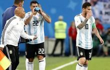 Hé lộ chi tiết cuộc nói chuyện giữa Messi và HLV Sampaoli ở World Cup 2018