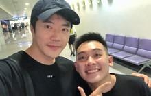 """Cập nhật: Hơn 15 năm kể từ """"Nấc thang lên thiên đường"""", Kwon Sang Woo vẫn trẻ trung bất chấp trong lần đầu đến Việt Nam"""