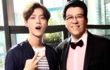 Hình ảnh được chia sẻ nhiều nhất: Luhan đập tan tin đồn chia tay bằng ảnh chụp chung với bố Quan Hiểu Đồng?