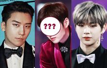 Seungri vừa trở lại đã vượt mặt dàn đàn em trong top idol nam hot nhất, nhưng nhân vật này còn gây bất ngờ hơn!
