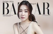 """Tiffany (SNSD) chính thức lộ diện trên tạp chí Việt: Đẹp mê hồn, còn được gọi là """"siêu sao quốc tế"""""""