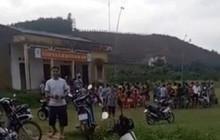 Cả trăm người kéo ra nhà văn hóa thôn vì tiếng hét của bé gái