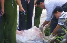 Phát hiện 1 thi thể trong bao tải nghi bị sát hại ở Bình Phước