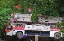Xe khách lao xuống vực ở Cao Bằng mới đăng kiểm 10 ngày