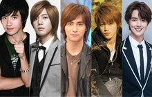 """5 chàng Rui của """"Vườn Sao Băng"""": Ai mới là hoàng tử hoàn hảo bước ra từ truyện tranh?"""