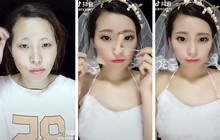 15 bức ảnh lột xác chứng minh không có phụ nữ xấu, chỉ có người không mạnh tay đầu tư cho việc trang điểm