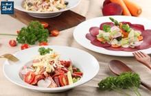 Lạc vào không gian ẩm thực chuẩn Pháp, giá Việt Nam!