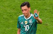 CHÍNH THỨC: Mesut Ozil tuyên bố chia tay đội tuyển Đức