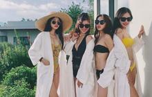 Hậu World Cup, các hotgirl bình luận bóng đá rủ nhau khoe dáng trong bikini mà không có Trâm Anh