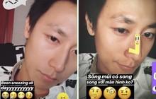 """Rocker Nguyễn tái xuất Instagram với gương mặt gầy nhợt nhạt sau chuỗi ngày """"ở ẩn"""""""