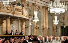 Bê bối tình dục khiến giải Nobel Văn học 2018 bị hủy bỏ