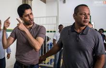 Bố Neymar mạt sát, sỉ nhục phóng viên đồng hương