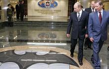 Có thể bạn chưa biết: Cơ quan tình báo quân sự Nga dùng chung biểu tượng với... Batman