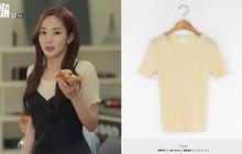 Có cả tủ đồ đắt đỏ nhưng thư ký Kim cũng mua áo 400k từ trang bán hàng online Hàn Quốc