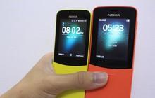 """Hàng giả Nokia 8110 tràn lan, đâu là điểm """"tố cáo""""?"""