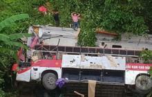 Tạm giữ hình sự tài xế xe khách giường nằm lao xuống vực khiến 4 người chết, 16 người bị thương ở Cao Bằng