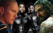 Nghi vấn Aquaman là Chiến Binh Báo Đen phiên bản Thủy Tề