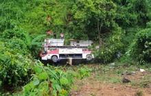 Tài xế lái xe khách lao xuống vực khiến 20 người thương vong mới chạy được 2 chuyến