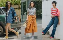 """Street style 2 miền: miền Bắc lên đồ đẹp như Hàn Quốc, miền Nam toàn ca """"độc"""""""