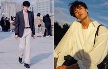 """Cao ráo đẹp trai lại còn mặc """"cool"""", anh chàng mẫu nam này hẳn là tiêu chuẩn trong mơ của nhiều cô gái"""
