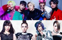 Trong suốt thập kỷ vừa qua, hiếm có nhóm nhạc nào làm được điều này ngoại trừ Big Bang và 2NE1