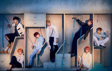 """BTS tiếp tục tung """"thính"""" comeback bằng bộ ảnh đẹp - độc - lạ, khiến dân tình """"đứng ngồi không yên"""""""