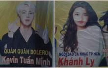 Sốc: Cuộc sống idol quá khó khăn, Jin (BTS), Suzy, D.O (EXO) và loạt sao Hàn bỏ nghề sang Việt Nam hát hội chợ?