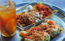 Vốn nức tiếng ở các địa phương nhưng khi ra đến Hà Nội, độ HOT của các món ăn này mới càng tăng lên chóng mặt