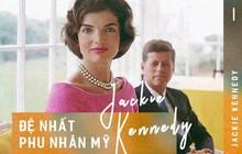 """""""Bậc thầy"""" diện màu sặc sỡ, khó nhằn ngoài Nữ hoàng Anh còn có cựu Đệ nhất Phu nhân Mỹ - Jackie Kennedy"""