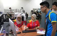 Trung tâm báo chí hiện đại đủ sức chứa 7.000 người của Asiad 2018