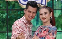 """Hết show mẹ chồng, Lâm Khánh Chi lại """"gào thét"""" với chồng trong show nấu ăn"""