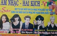Băng-rôn lừa tình nhất MXH: Suzy, D.O cùng loạt idol Hàn xuất hiện trong show xiếc - ca nhạc tại Đắk Nông