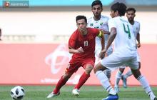 TRỰC TIẾP (H1) Olympic Việt Nam 2-0 Olympic Pakistan: Công Phượng bỏ lỡ trên chấm phạt đền