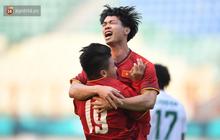 TRỰC TIẾP (H2) Olympic Việt Nam 3-0 Olympic Pakistan: Cuối cùng Công Phượng đã ghi bàn