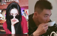 """Trương Hinh Dư khoe ảnh hẹn hò ngọt ngào với ông xã sĩ quan giữa nghi vấn """"cưới chạy bầu"""""""
