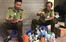 Cận cảnh gần 2 tấn mỹ phẩm lậu vừa bị thu giữ ở Hải Phòng