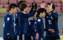Olympic Nhật Bản thắng tối thiểu, Olympic Việt Nam vẫn nhất bảng D