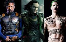 8 anh hùng phản diện sở hữu nét đẹp trai tới mức không ai nỡ ghét