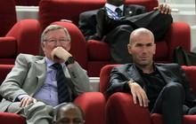 """MU phải chọn Zidane, vì đó là """"Sir Alex Ferguson mới"""""""
